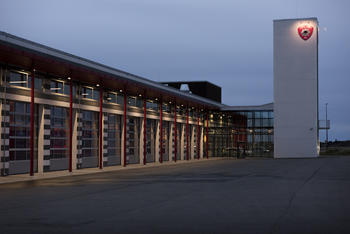 Brannstasjon, Salten Brann