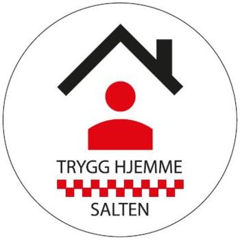 Trygg Hjemme Salten logo